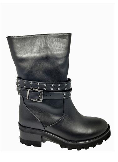 Nemesis Shoes Çizme Siyah